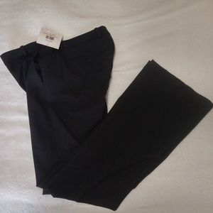 Ellen Tracy Women's Size 2P Black Dress Pants NWT
